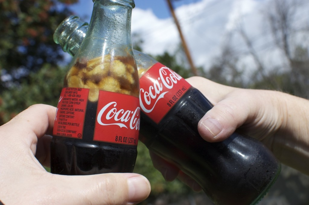 Rc Cola And Peanuts: Co-Cola & Peanuts: A Fine Southern Tradition